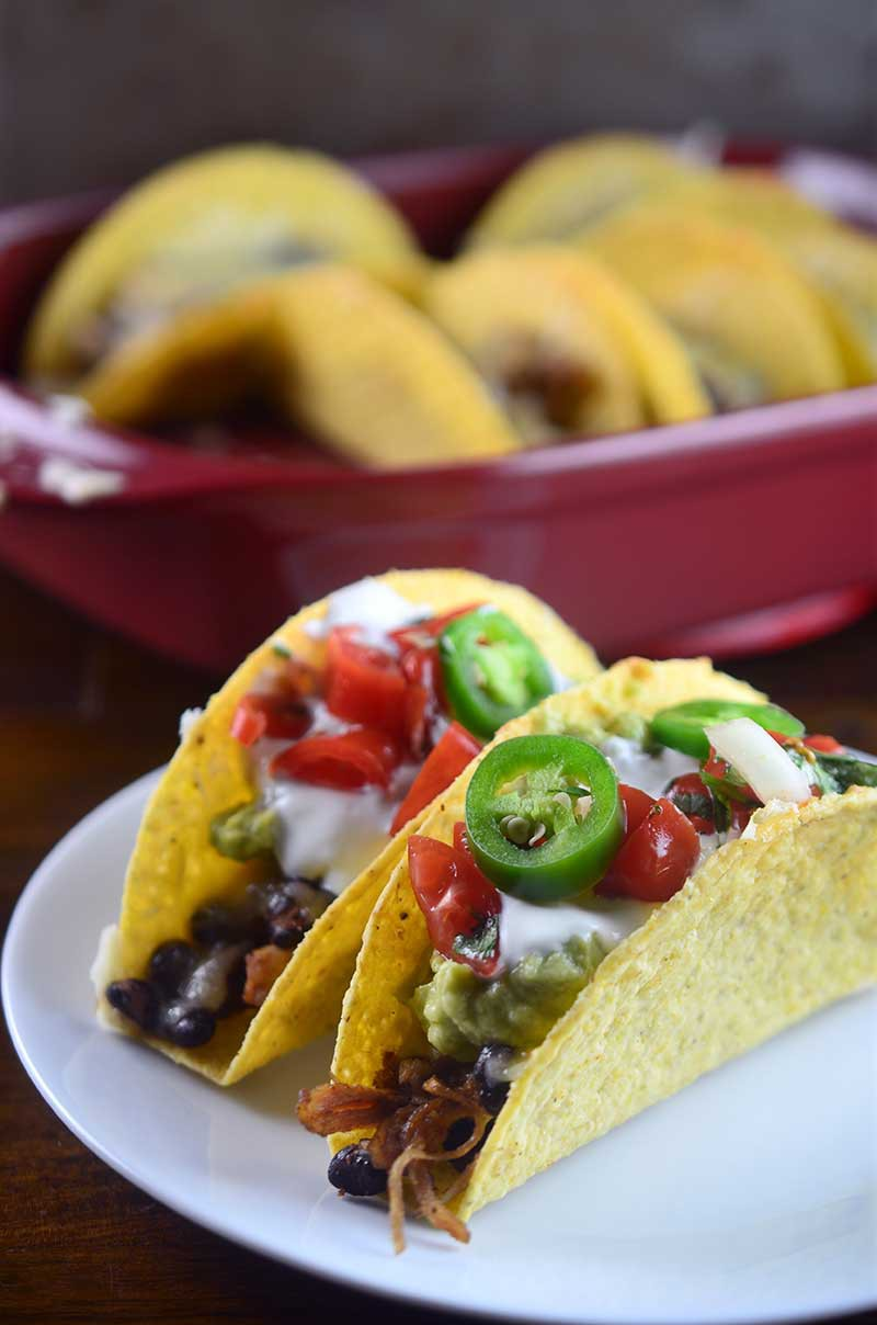 Cheesy baked chicken tacos forumfinder Image collections