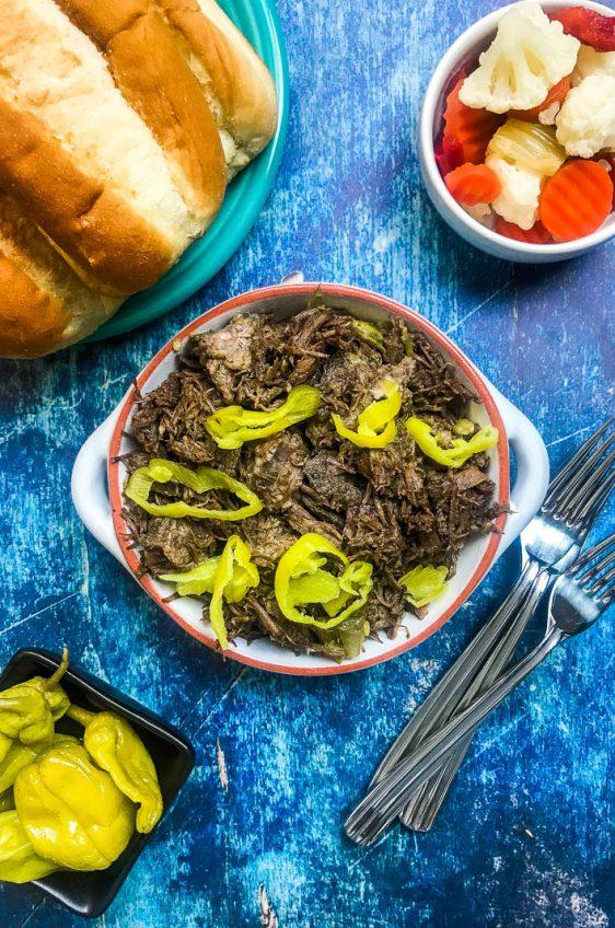 The BEST Italian Beef