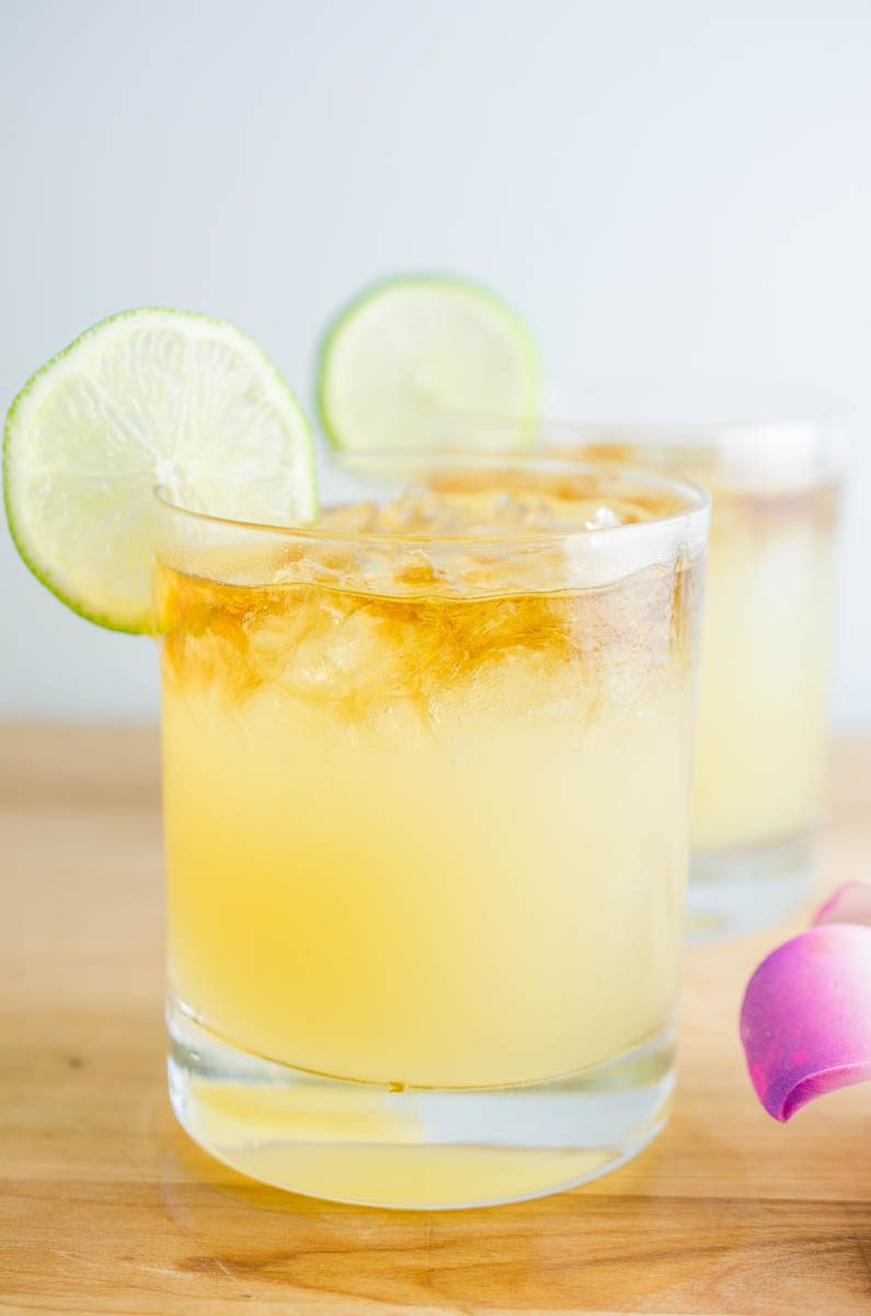 How to make THE BEST Mai Tai Cocktail.