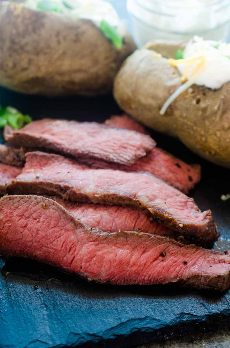 How to Sous Vide Flat Iron Steak