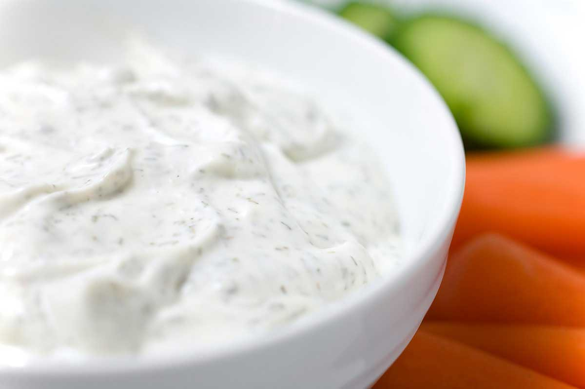 How to cook Ranch sauce