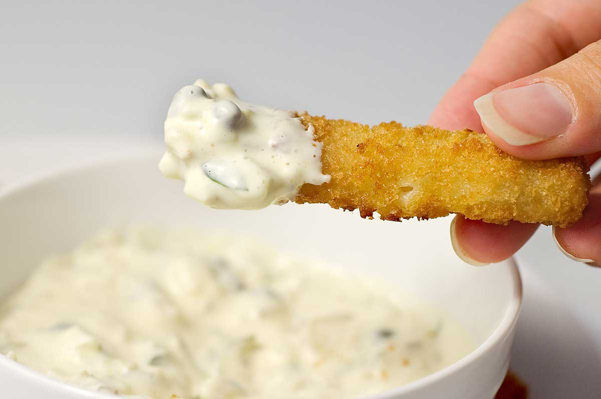 How to make the best tartar sauce!